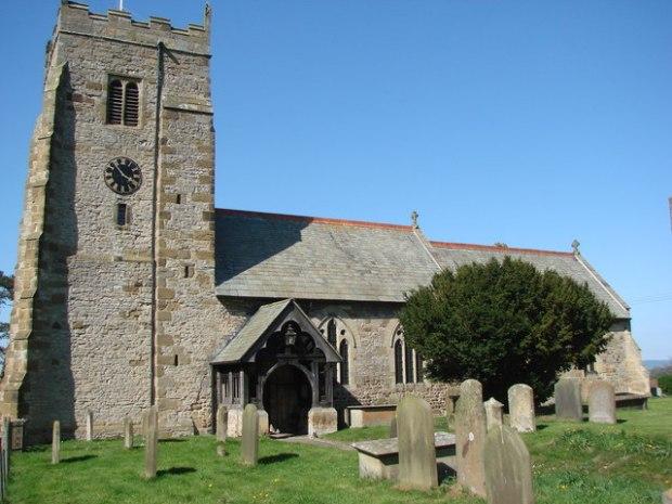 All_Saints_Pickhill_Yorkshire