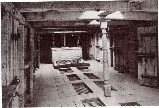 Convict ship living- quarters- Success